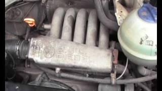 Фольксваген Транспортер 2.4 л турбо дизель не