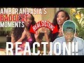 THEY SCRAPPIN' WITH EVERYBODY!! 🔥 BGC15 Amber And Asia's Best Moments REACTION