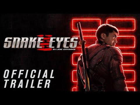 Snake Eyes - Official Teaser Trailer (2021)