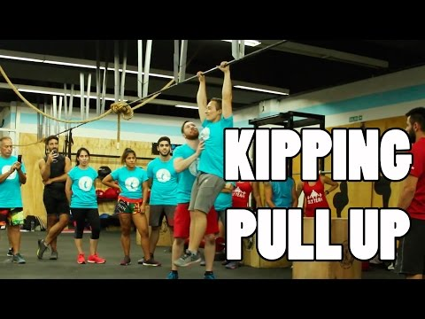 KIPPING PULL UP