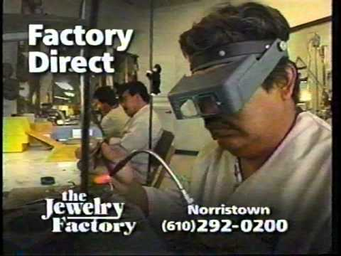 Jewelry Factory Commercial