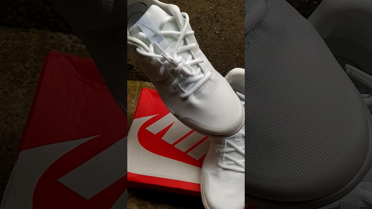 87c097d38d2d Nike Arrowz white 白 - YouTube
