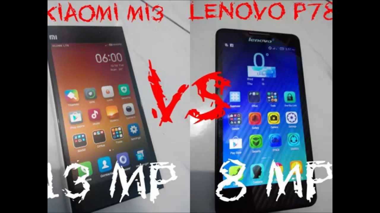 13 mp vs 8 mp   youtube