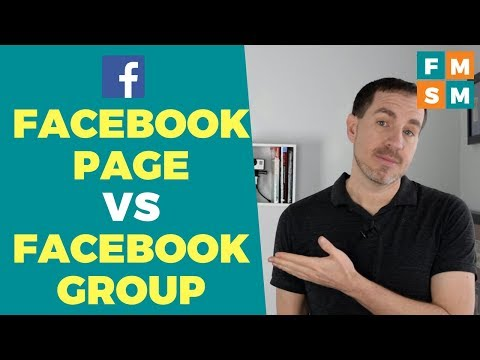 How Is A Facebook Group Different Than A Page