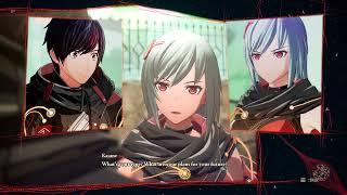 Scarlet Nexus #6 Swords Are Ge…