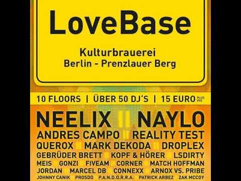 Naylo Dj Set, Lovebase Berlin 2.10.17