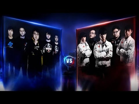 LOL - ALL-STAR | CHINESE LPL VS NA LCS | MATCH 1