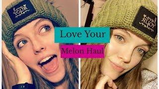 Love Your Melon Haul