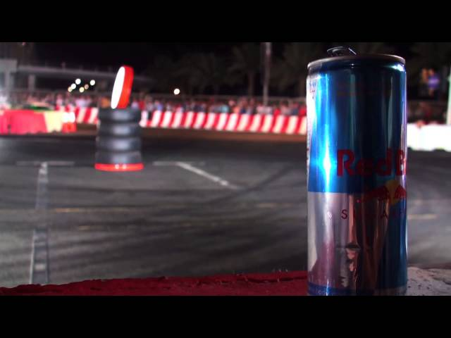Uthmag presents Red Bull Car Park Drift | Regional Finals | Dubai 2013 Travel Video