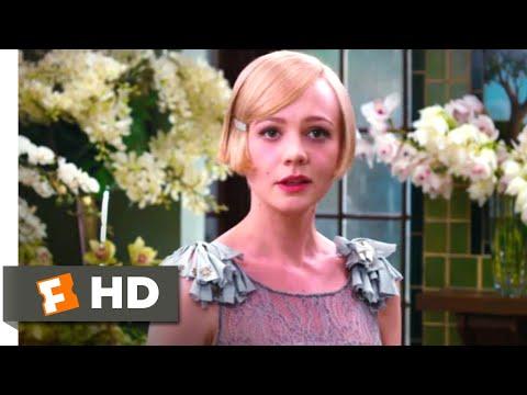 The Great Gatsby (2013) - Invitation To Tea Scene (5/10)   Movieclips