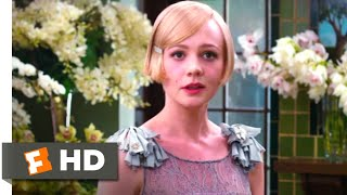 The Great Gatsby (2013) - Invitation To Tea Scene (5/10) | Movieclips