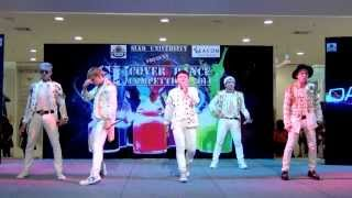 140118 BadBaby cover BIGBANG - Haru Haru @Siam U Cover Dance 2014 (Audition)