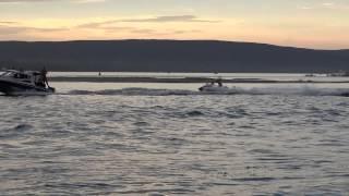 Борьба за место под солнцем на Волге ...или чёкнутый мореход...Самара