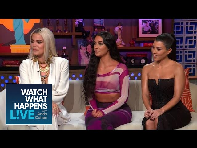Are The Kardashians Talking To Caitlyn Jenner? | WWHL