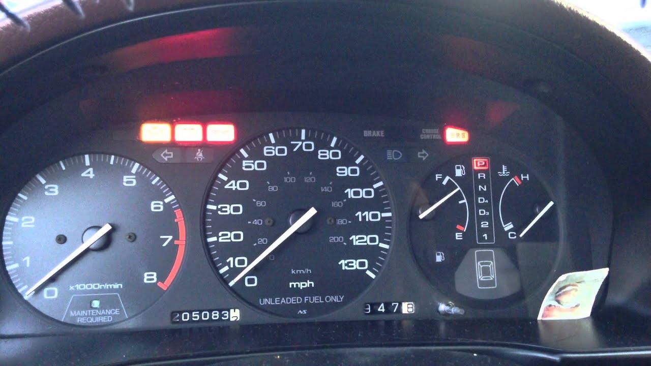 Toyota Corolla Maintenance Required Light Blinks