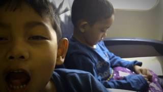Malaysia Airlines MH 730 KUL to BWN (Bandar Seri Begawan, Brunei)
