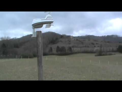 ACU RITE WEATHER STATION 01010W YouTube