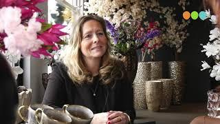Gertine Witteveen opent Luxury Blossem in Wezep