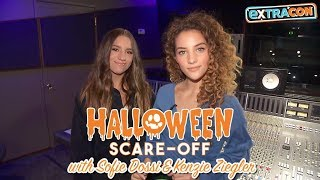 Halloween Scare-off with Sofie Dossi & Kenzie Ziegler