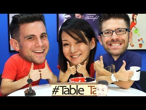 Alternate Timelines and Musical Musings on #TableTalk!