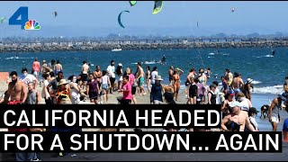California Heading for Shutdown…Again | NewsConference | NBCLA