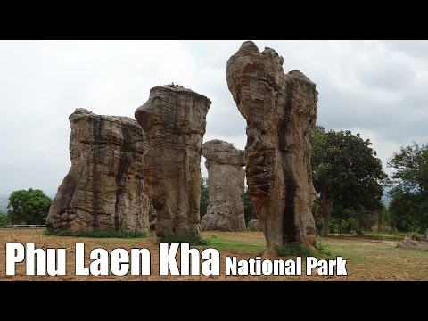 Phu Laen Kha National Park อุทยานแห่งชาติภูแลนคา Northeastern Thailand (Isan)