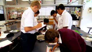 About Botany Downs Secondary College