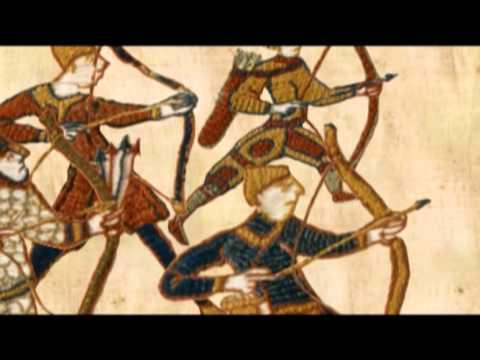 La tapisserie de bayeux anim e extrait youtube - Tapisserie de bayeux animee ...