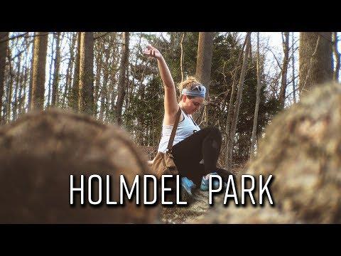 Holmdel Park April 2018