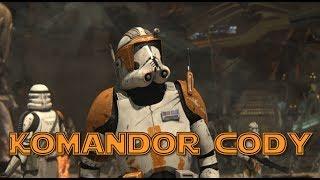 Kim jest Komandor Cody - Historia, fakty i ciekawostki (Kanon) ~Gwiezdne Wojny~