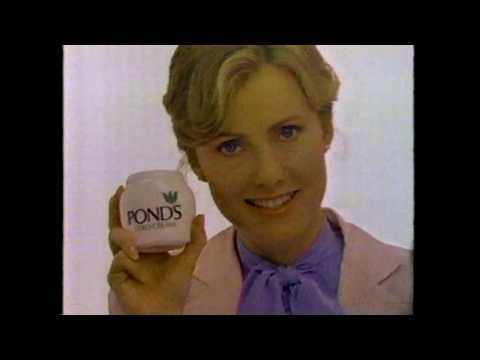 1986 Ponds Cold Cream Commercial