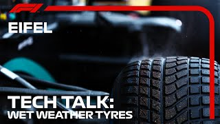 Why The Correct Wet Tyre Is Key For Victory At The Nurburgring | Tech Talk | 2020 Eifel Grand Prix