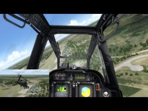 AH64D Apache KA50 Black Shark Versus Pack t