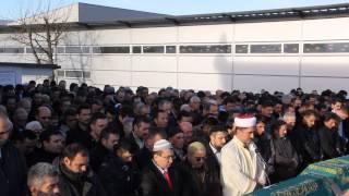 Yaşar Sekban / Karlsruhe - Yeniposta Merkez Camii DİTİB 18 Aralık 2013