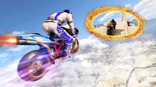 EXTREME MOTOR BIKE STUNTS 3D GAME #Ramp Motorcycle Racer Game #Bike Games To Play #Games For Android