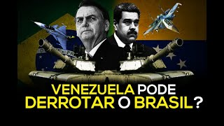 A VENEZUELA Pode DERROTAR O BRASIL? (Felipe Dideus)