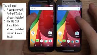 411 with 404: Setting up Motorola G 2nd Gen Pt 2: Apps