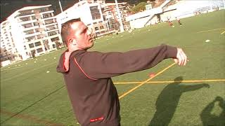 Rugby Ecole du RCT M10 Training Physical Perform Live TV Sports Saison 2018/2019