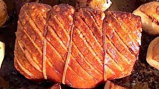 How to cook a Roast Pork Dinner