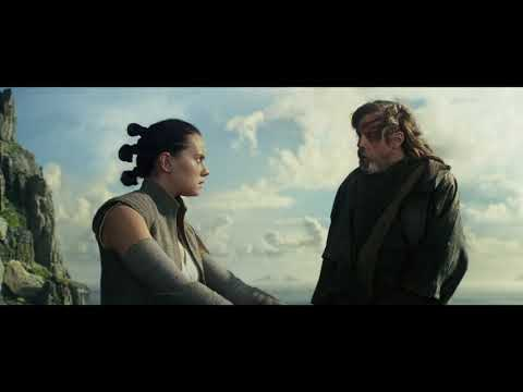Star Wars Os Últimos Jedi - Promo lançamento DVD/Bluray