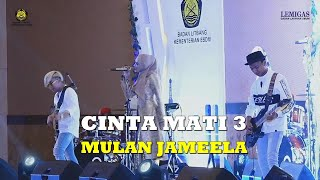 Mulan Jameela - Cinta Mati 3 (Live with Dede Aldrian on Guitar) HQ Audio Video