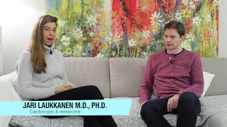 Dr. Jari Laukkanen on Sauna Use for the Prevention of Cardiovascular & Alzheimer's Disease