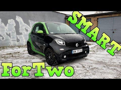Smart ForTwo Electric Drive - test, recenzja, review elektrycznego malucha