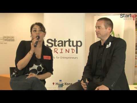 Sunita Kaur (Asia Director, Spotify) at Startup Grind Hong Kong