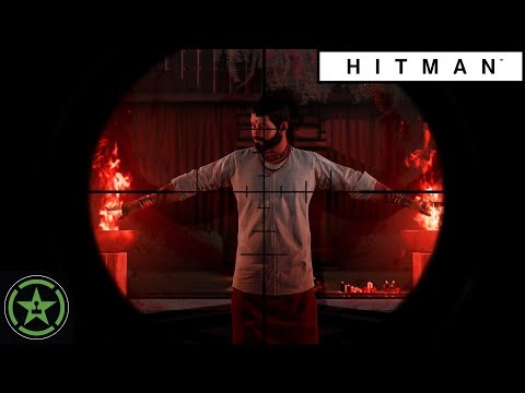 Let's Watch - Hitman: Patient Zero -  The Source