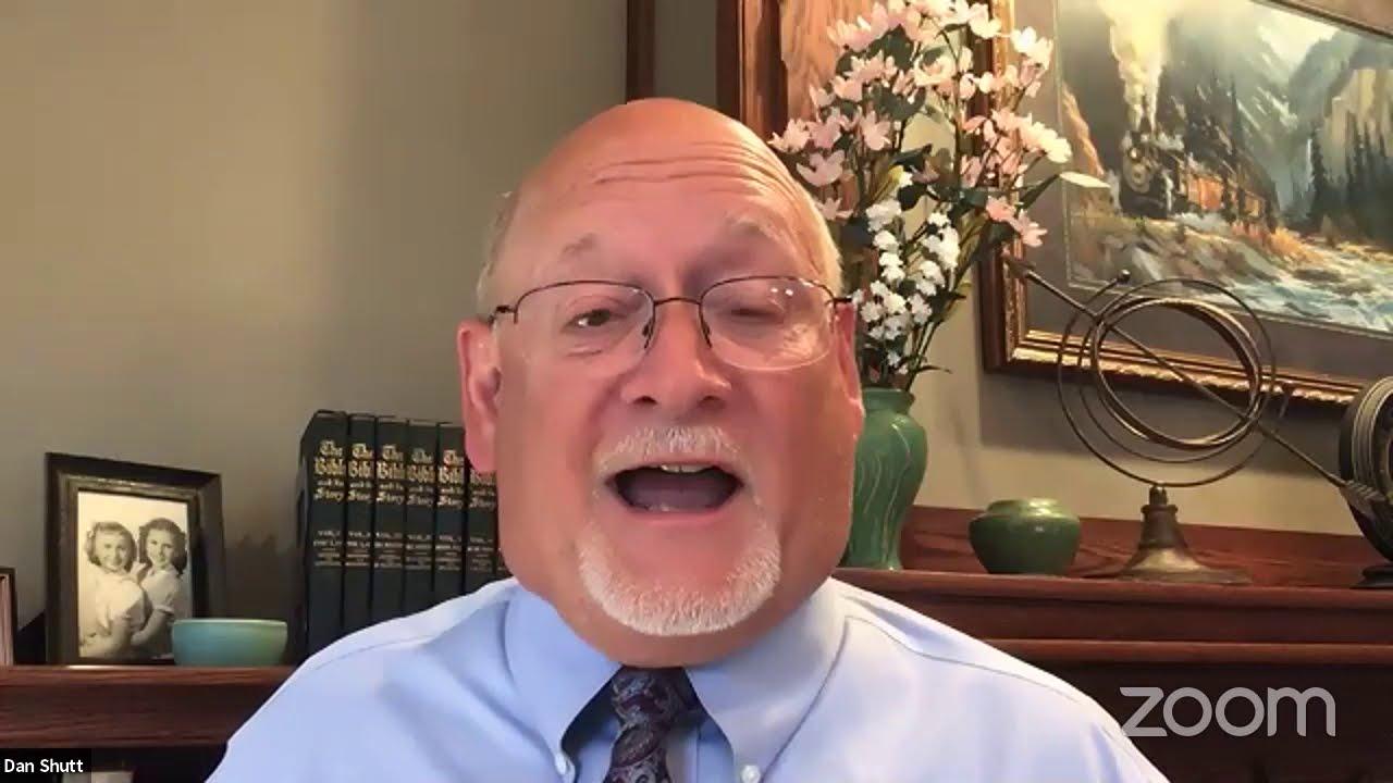 Eternity: Dan Shutt
