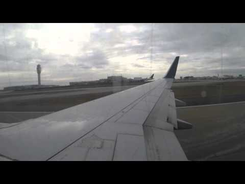 Delta 737-800 Takeoff from Hartsfield-Jackson Atlanta International Airport (ATL)
