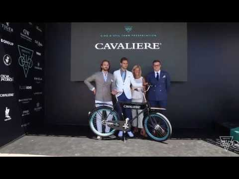 Cavaliere interview