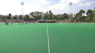 📺 División de Honor de Hockey: Junior F.C. - CD Terrassa