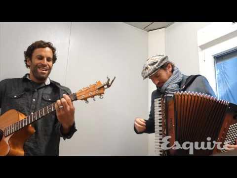Jack Johnson and Zach Gill Rock The Beatles Rocky Raccoon